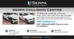 Serpa Collision FB Jan26